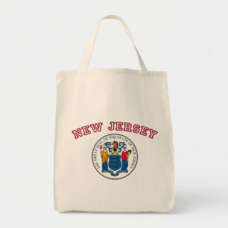 Great Seal of New Jersey Bag