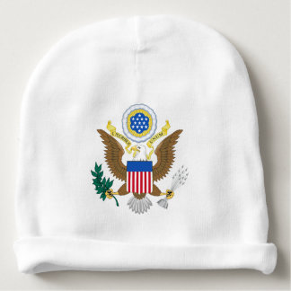 Great seal of the United States Baby Beanie