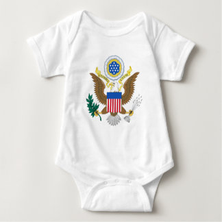 Great seal of the United States Baby Bodysuit