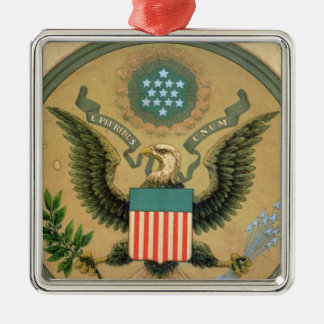 Great Seal of the United States, c.1850 Christmas Ornament