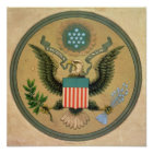 Great Seal of the United States, c.1850 Poster