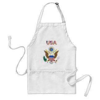 Great seal of the United States Standard Apron