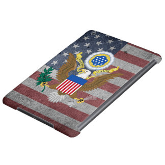 Great seal of United States iPad Air Cover