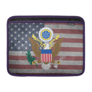 Great seal of United States MacBook Sleeve