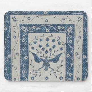 Great Seal of United States Quilt Mouse Mat