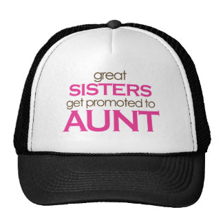 Great Sisters Get Promoted To Aunt Hats