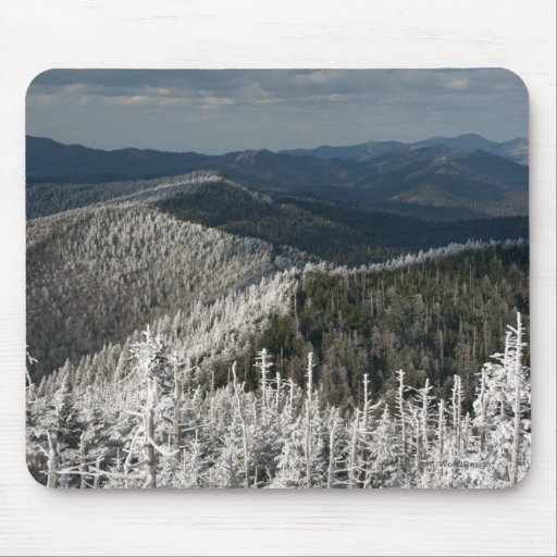 Great Smoky Mountain National Park Mouse Pads