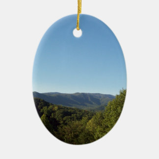 Great Smoky Mountain Vista 2 Ornament