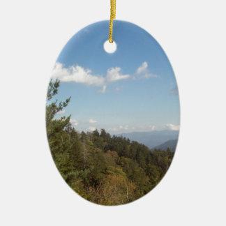 Great Smoky Mountain Vista 3 Ornaments