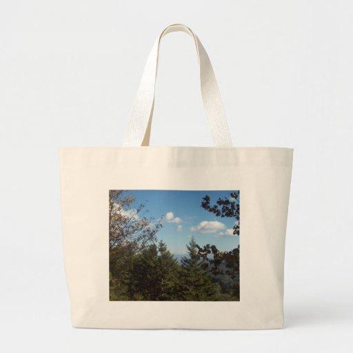 Great Smoky Mountain Vista 5 Canvas Bags
