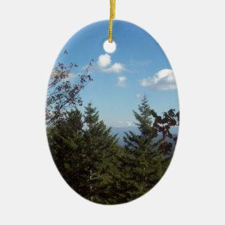Great Smoky Mountain Vista 5 Ornaments