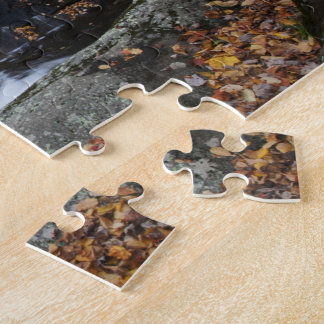 Great Smoky Mountain Waterfall Puzzle