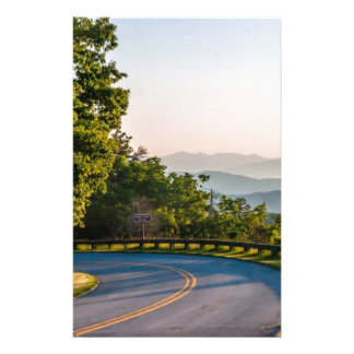 Great Smoky Mountains 2 Stationery
