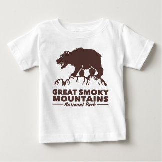 Great Smoky Mountains Baby T-Shirt