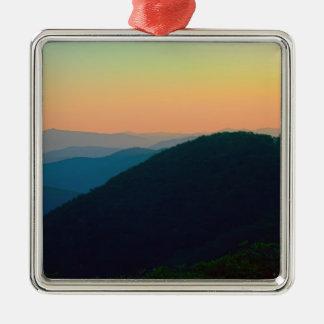 Great Smoky Mountains Christmas Ornament