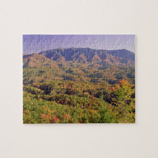 Great Smoky Mountains NP, Tennessee, USA Jigsaw Puzzle