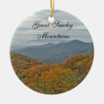 Great Smoky Mountains Ornament