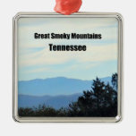 Great Smoky Mountains, Tennessee Christmas Ornaments
