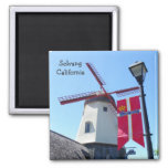 Great Solvang Magnet! Square Magnet