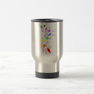 Great start to any day stainless steel travel mug