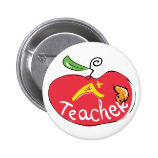 great teacher apple button