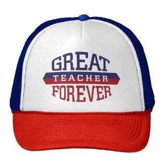 Great Teacher Forever Cap