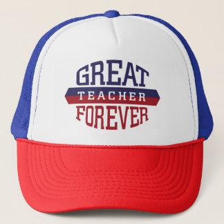 Great Teacher Forever Trucker Hat