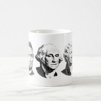Great U.S. Presidents Design Coffee Mug