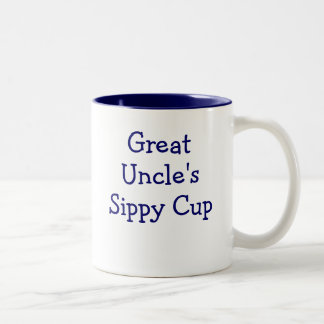 Great Uncle's sippy cup Coffee Mug