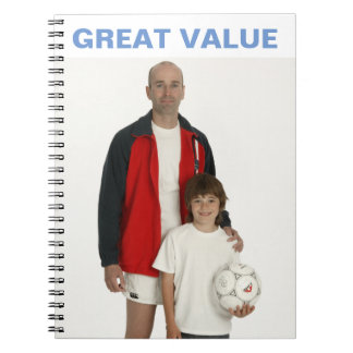 Great Value Notebook
