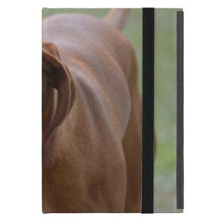 Great Vizsla Dog iPad Mini Cover