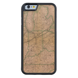 Great Wabash System Carved Maple iPhone 6 Bumper Case