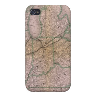 Great Wabash System iPhone 4/4S Case