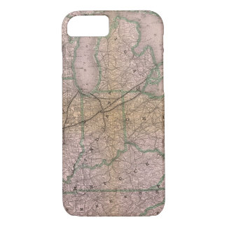 Great Wabash System iPhone 8/7 Case