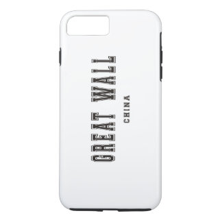 Great Wall China iPhone 7 Plus Case