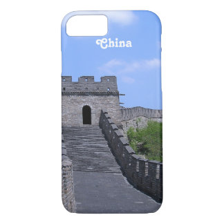 Great Wall in China iPhone 7 Case