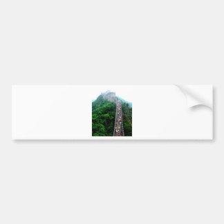 Great Wall Marathon Shanghaiist Bumper Sticker