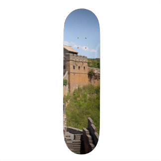 GREAT WALL OF CHINA 3 20.6 CM SKATEBOARD DECK