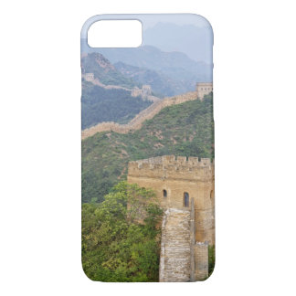 Great Wall of China at Jinshanling, China. 2 iPhone 8/7 Case