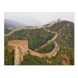 Great Wall of China at Jinshanling, China, Asia