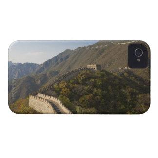Great Wall of China at Mutianyu 2 iPhone 4 Case