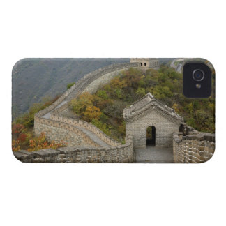 Great Wall of China at Mutianyu iPhone 4 Case-Mate Cases