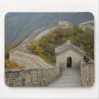 Great Wall of China at Mutianyu Mouse Pad