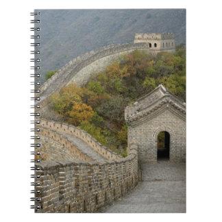 Great Wall of China at Mutianyu Notebooks