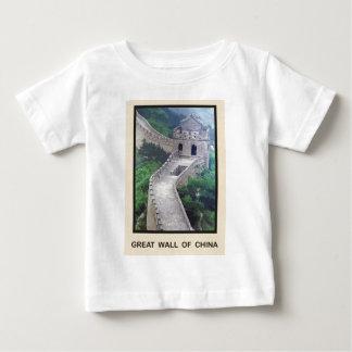 Great Wall of China Baby T-Shirt