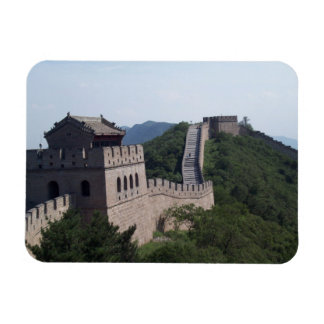 Great wall of china flexible magnet
