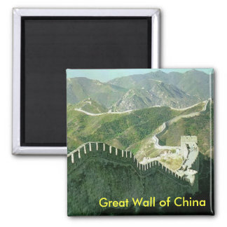 Great Wall of China Fridge Magnets