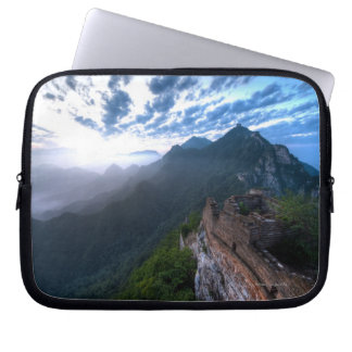 Great Wall of China, JianKou unrestored section. 2 Laptop Sleeve
