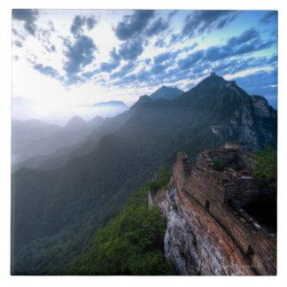 Great Wall of China, JianKou unrestored section. 2 Tile