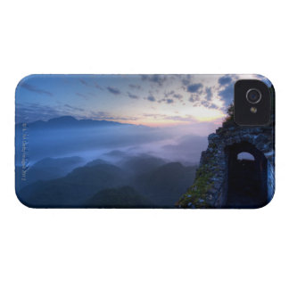 Great Wall of China, JianKou unrestored section. 3 iPhone 4 Case-Mate Cases